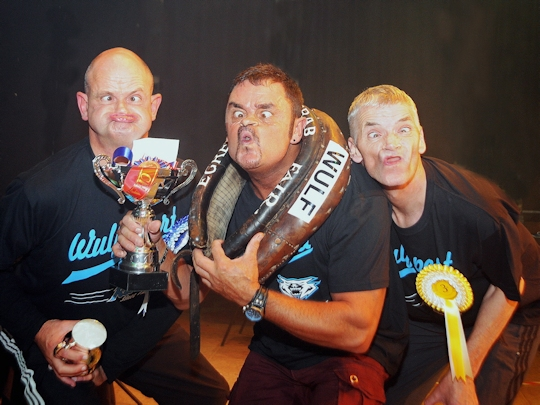 2013 Gurning Winners